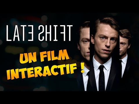 LATE SHIFT : Un VRAI film interactif ! | LET'S PLAY FR (Complet)