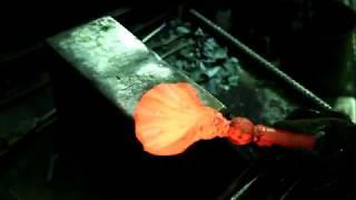 Forged products. ковка элемента. видео урок по ковке.Shabalin Design