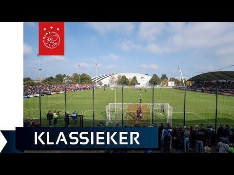 LIVE Training en Ajax O19 - Feyenoord O19