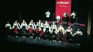 """Omladinski Folklorni Ansambl """"Crna Gora"""" -  Šumadija"""
