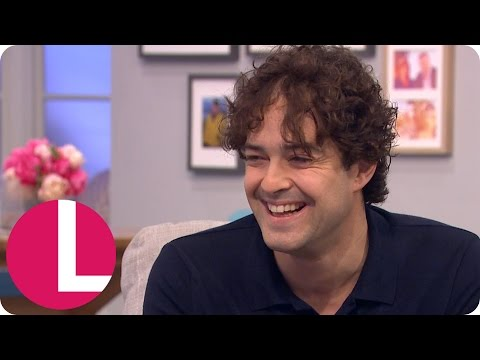Lee Mead On His New Album And Coping With Rejection   Lorraine