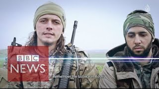 Bosnia: Cradle of modern jihadism? BBC News