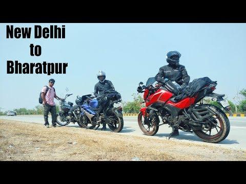 Delhi to Bharatpur | 31st March -1st April 2018