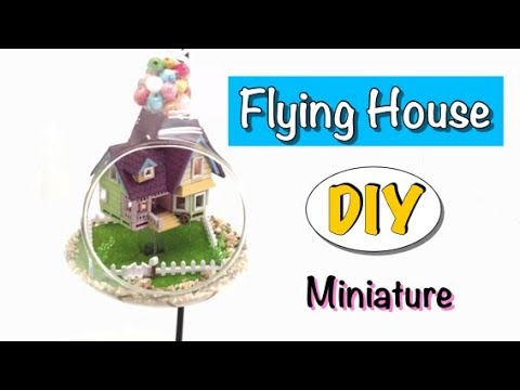 Micro landscape- Miniatures- kit- DIY- Cuteroom-