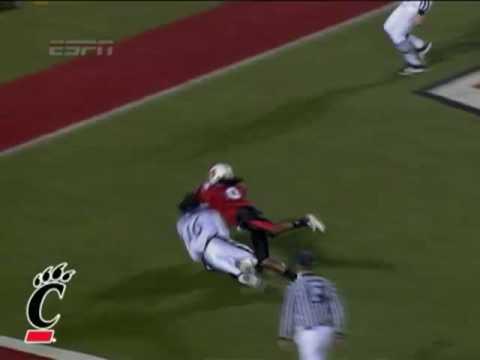 Cincinnati Vs. Louisville Football Highlights