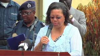 SOUTH SUDAN RECEIVES LARGE POLICE & SECURITY EQUIPMENT DONATION