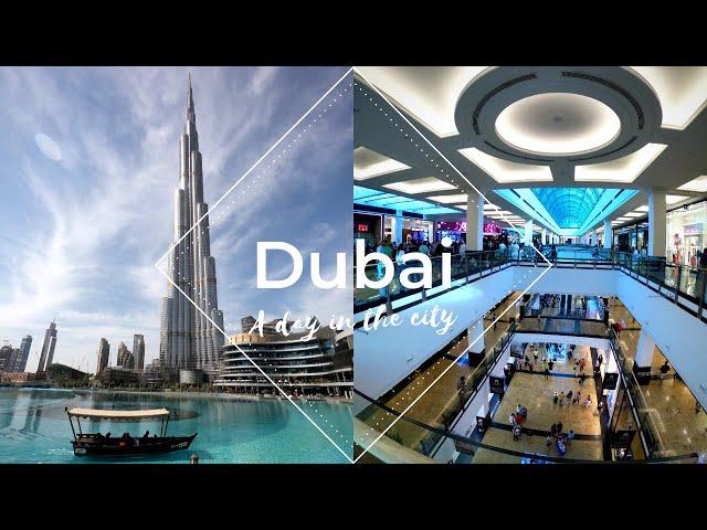 A day in Dubai - UAE, 2018 || BEMBALYFE