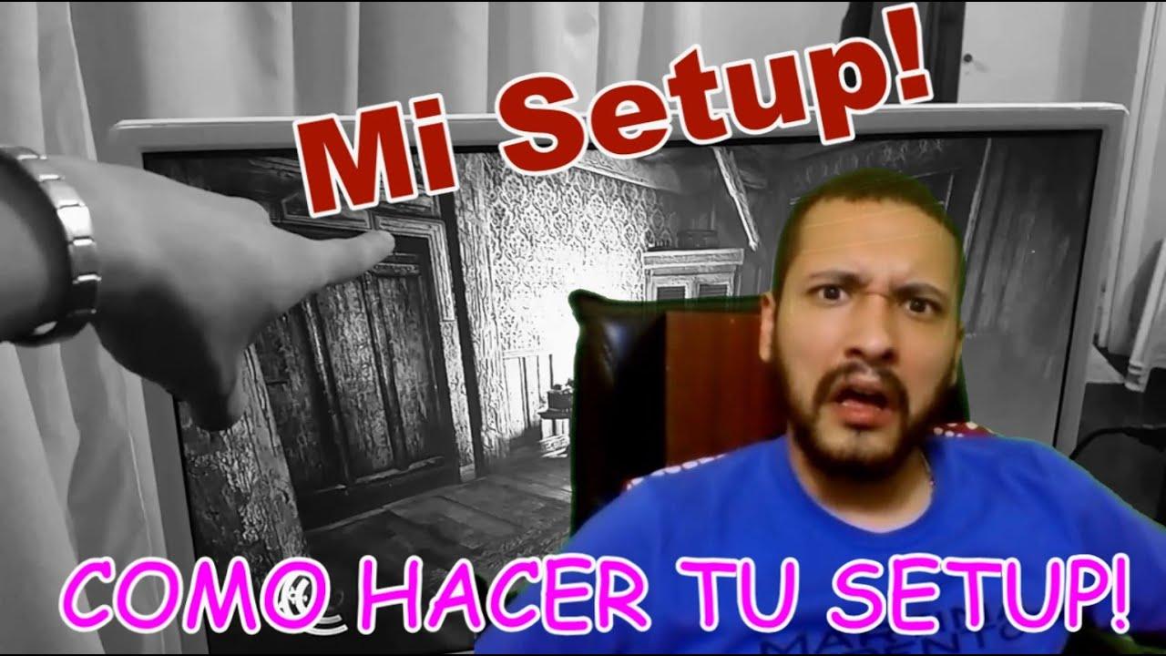 COMO HACER TU SETUP GAMER! - Mi Setup Gamer ! - YouTube - photo#14