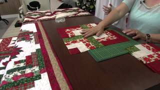 Maria Elisa – Centro de mesa de natal Parte 2/2