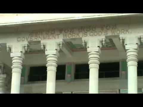 GREAT ARCHITECT OF INDIA Vidhana-Soudha- BANGALORE