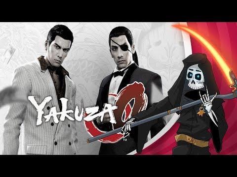 Что такое Yakuza 0 - бесполезное мнение