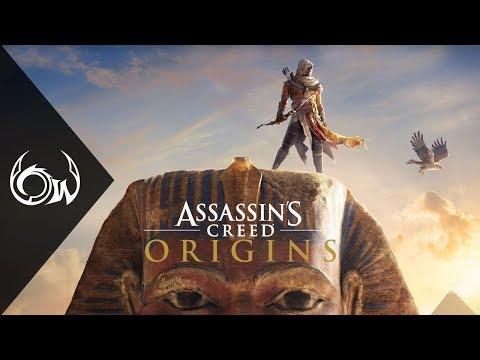 Megkésett képeslap Egyiptomból - Assassin's Creed Origins 🎮