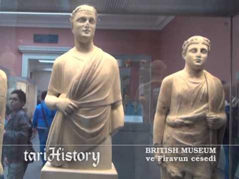 British Museum ve Firavunun Cesedi