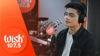 "Dan Ombao performs ""Muling Maramdaman"" LIVE on Wish 107.5 Bus"