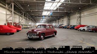 Muzeum na terenie Fabryki Samochodów Osobowych