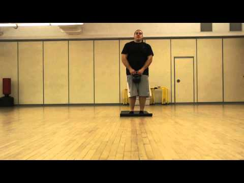 Kettle Bell Yoga Fusion Workout