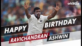 Ravichandran Ashwin turns 31: Harsha Bhogle's special wish for India's spin wizard