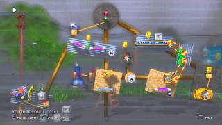 Storm Light - Crazy Machines Elements (PS3) Puzzle Mode