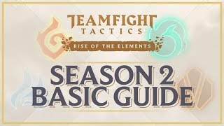 EVERYTHING YOU NEED TO KNOW FOR TFT SET 2 | Teamfight Tactics Guide Set 2