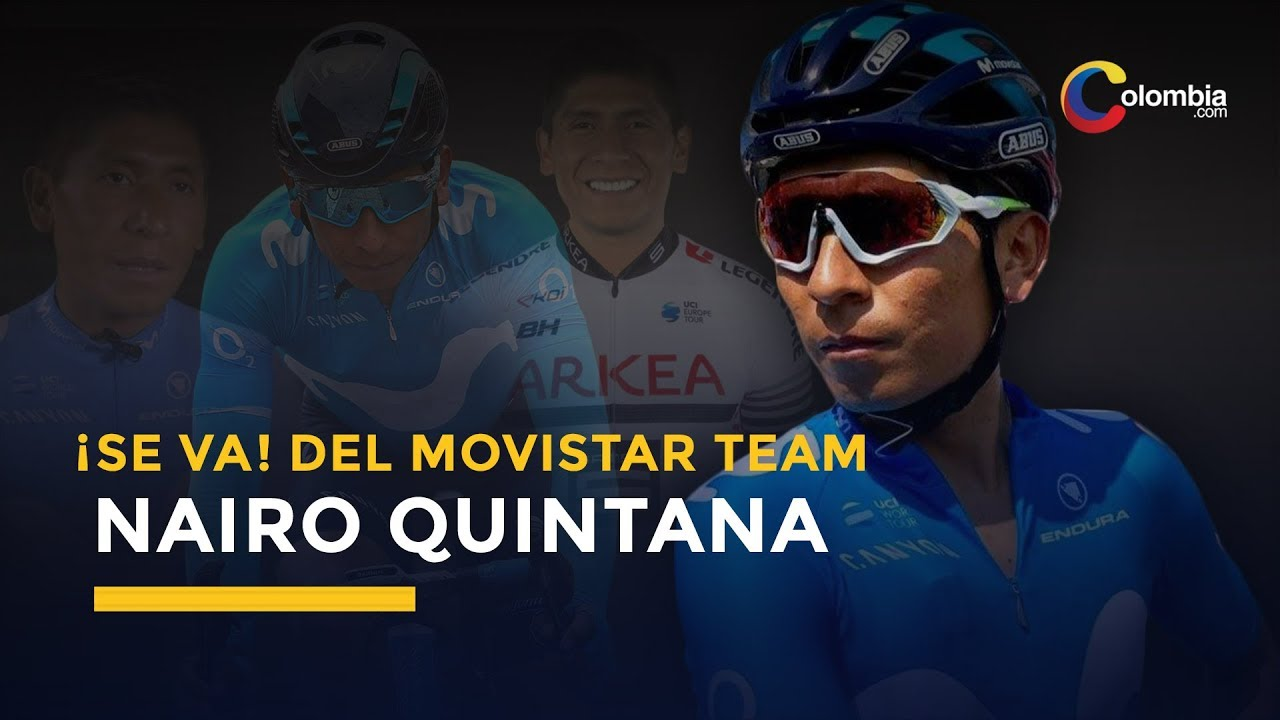 Movistar team tour of britain 2020