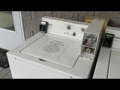 Laundromat Coin Operated And Cashless VendaCard Payment System