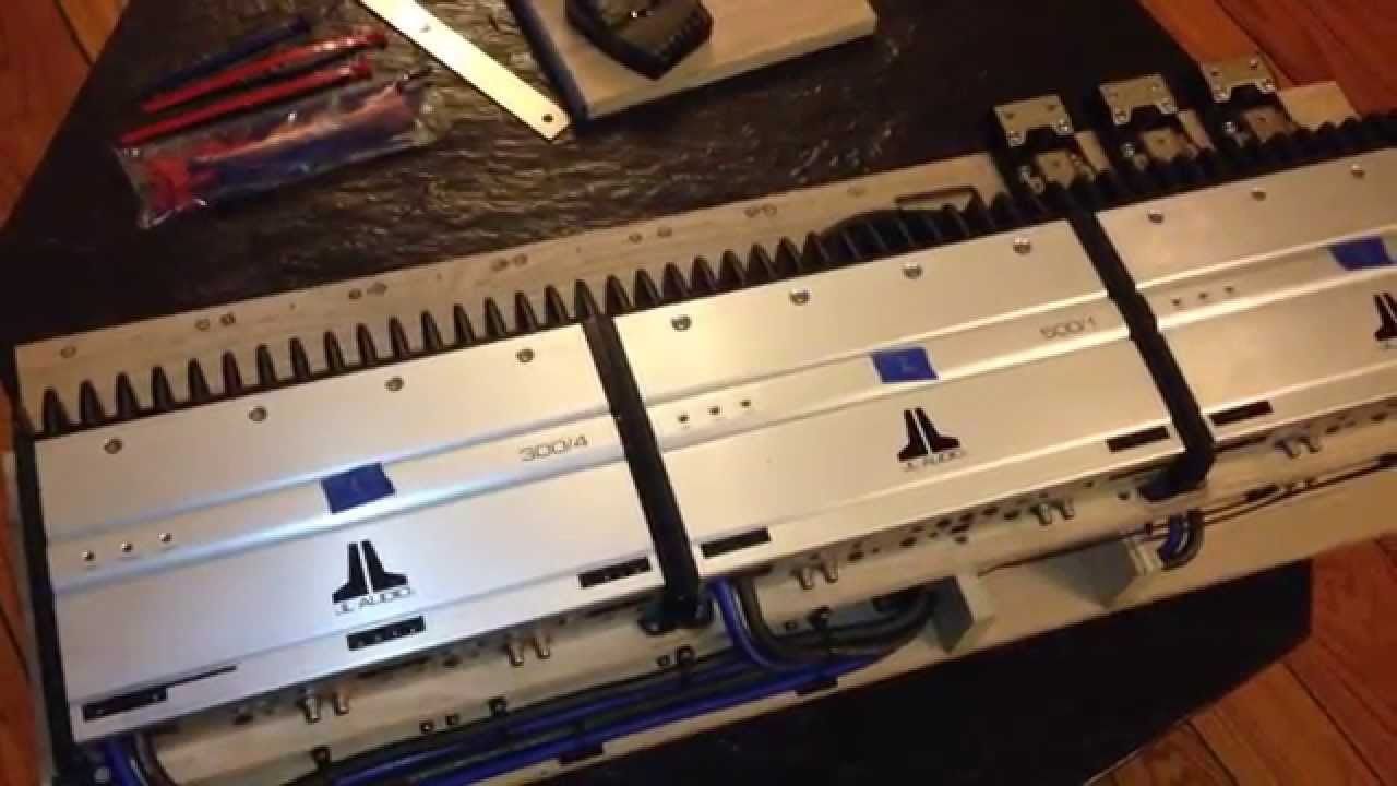 medium resolution of car amp rack wiring