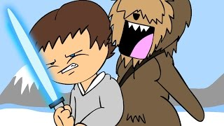 Luke ThugWalker (Star Wars Parody)