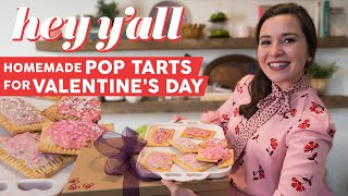 The PERFECT Valentine's Day Gift Box | Sweet as a Pop Tart | Hey Y'all