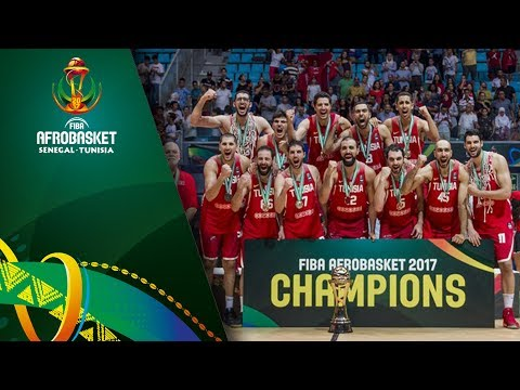 Best of Tunisia - FIBA AfroBasket 2017