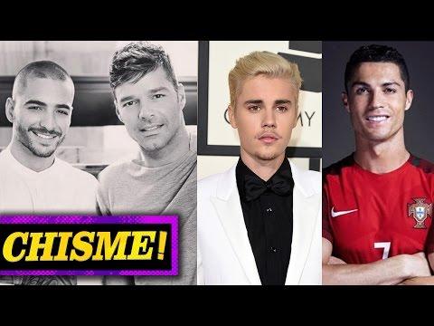 Maluma y Ricky Martin Juntos, Bella Thorne Bisexual, Bieber y Cristiano Ronaldo Película