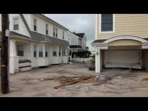 Hurricane Sandy Ocean City New Jersey
