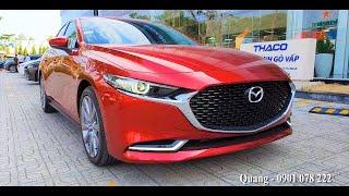 Mazda 3 2020 Màu Đỏ Giao Liền. Mazda 3 2.0 Luxury 819 Triệu. Tặng phụ kiện tại Mazda Gò Vấp