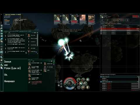 Eve online Ishkur Solo pvp - Tartarus.