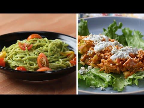 Easy Weeknight Healthy Dinners