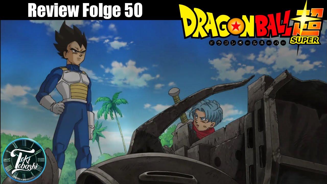 Dragonball Super Folge 50