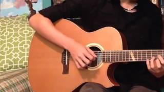 Faded (Alan Walker) guitar solo