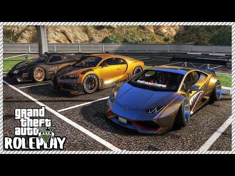 GTA 5 Roleplay - 'RARE & EXPENSIVE' Car Meet | RedlineRP #637