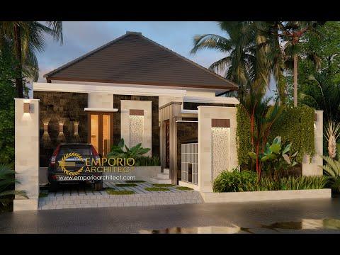 Jasa Arsitek Desain Rumah Ibu Linawati di Denpasar Bali