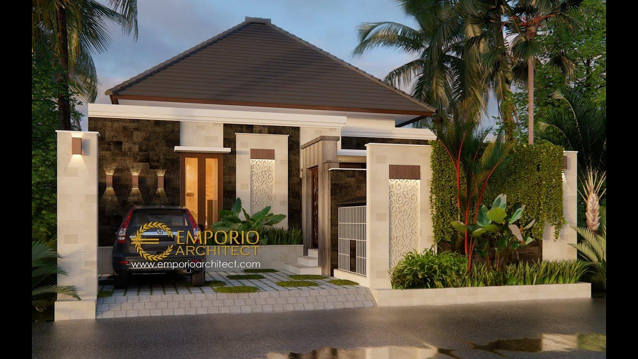 Jasa Arsitek Desain Rumah Ibu Linawati di Denpasar, Bali ...