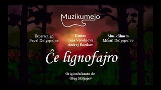 Ĉe lignofajro (rusa barda kanto en Esperanto)