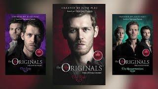 THE ORIGINALS SERİSİ 📚 | Kitap Yorumu | Seri İncelemesi