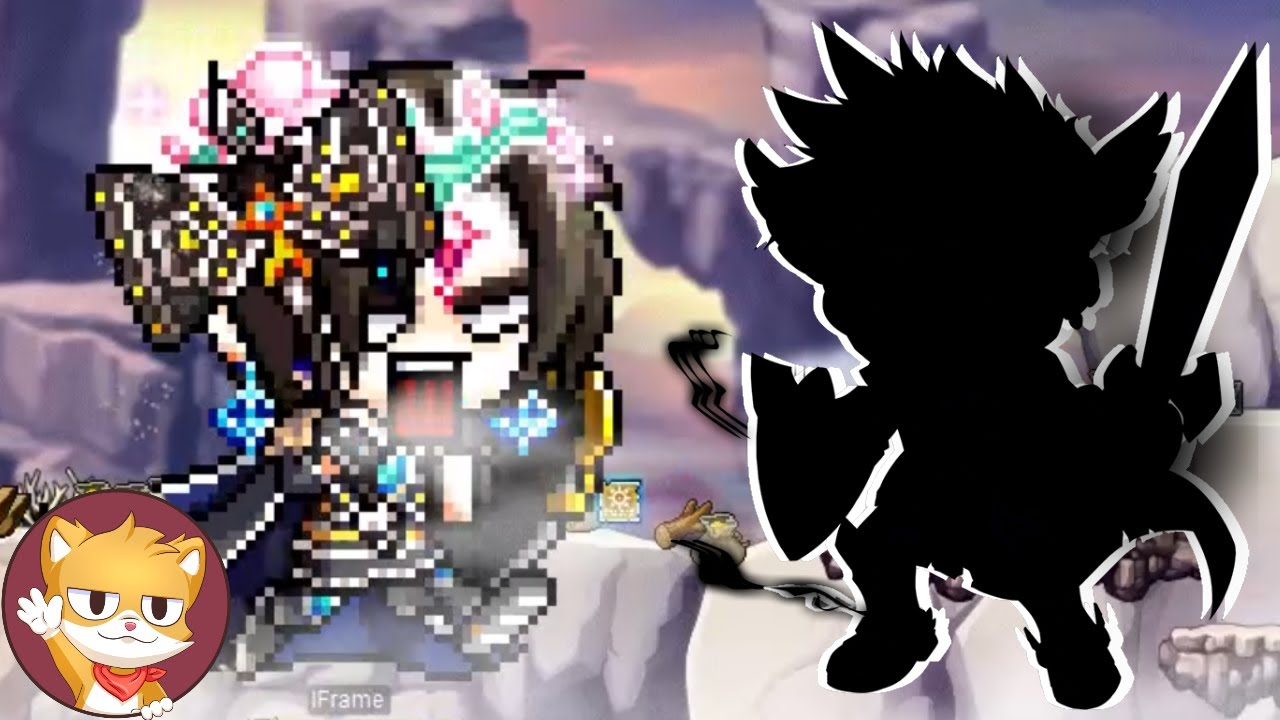 Training The Tankiest Class to Level 200 | MapleStory | GMS Reboot Paladin
