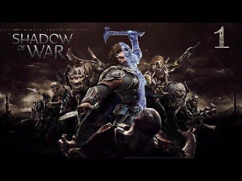 Прохождение Middle-earth: Shadow of War (Средиземье: Тени Войны) - 1 серия - За Гондор!