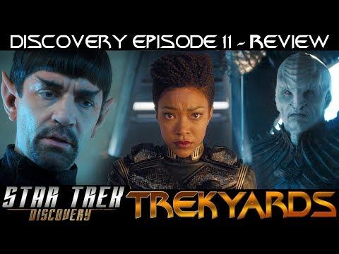 ST: Discovery S01E11 Spoiler Review/Analysis - Trekyards