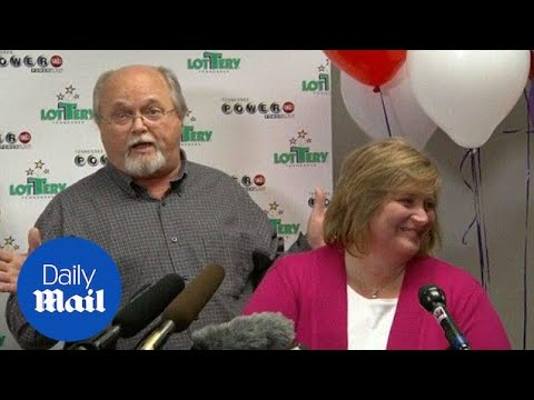 Tennessee Powerball Winners Grateful For 'big Piece Of The Pie' - Daily Mail