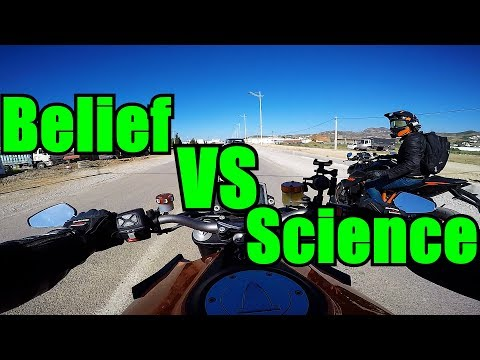 Reconciling Belief And Science, A Friendly Discussion With Molmotor