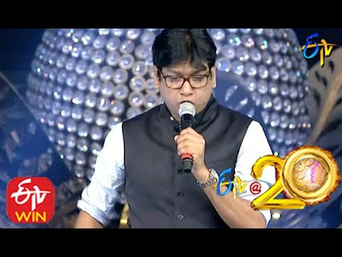 Vijay Prakash Performs - Come To The Party Song in ETV @ 20 Years Celebrations - 2nd August 2015