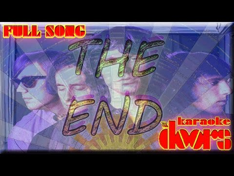 The Doors * Karaoke of The End