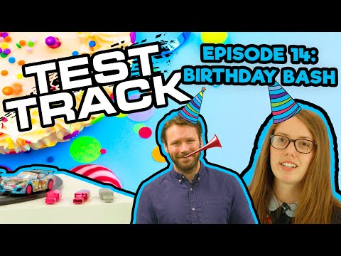Scalextric | Test Track Ep. 14 – Birthday Bash
