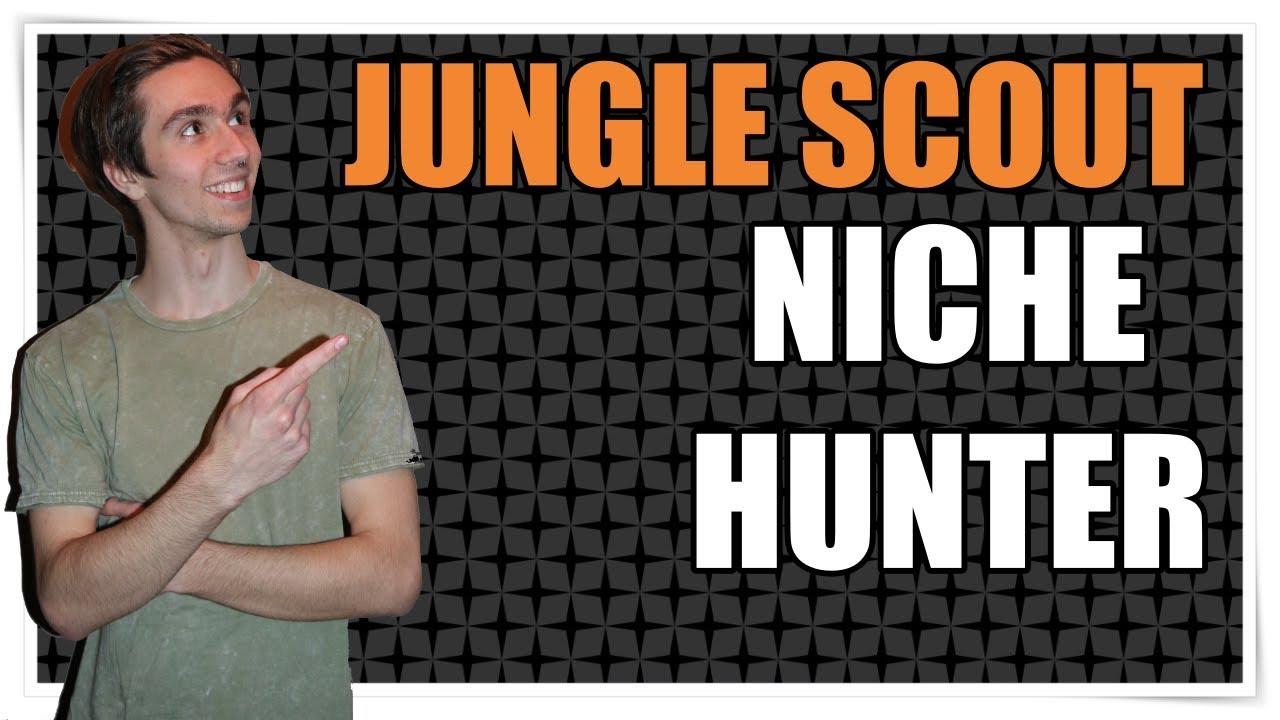 jungle scout niche hunter